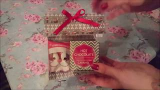 Easy Hot Chocolate Christmas Gift Idea