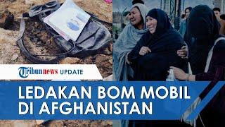 Ledakan Bom di Sekolah Afghanistan Tewaskan 85 Orang Mayoritas Siswi, Bus Sekolah Jadi Sasaran