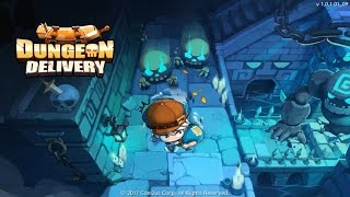Dungeon Delivery Android Gameplay ᴴᴰ