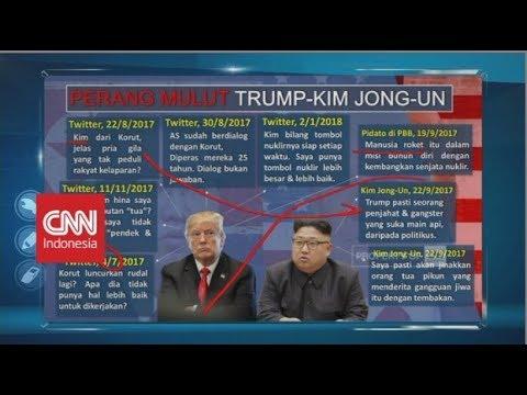 Babak Baru Hubungan AS & Korea Utara Pasca-Pertemuan Trump-Kim Jong Un