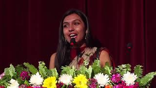 Farewell Speech By Rupsi Parajuli, GCM Farewell 2074