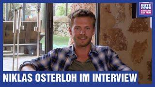 GZSZ Interview | Niklas Osterloh über den Dreh auf Mallorca