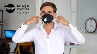 5 Pollution Masks Reviewed (For Living And Teaching English in Vietnam)