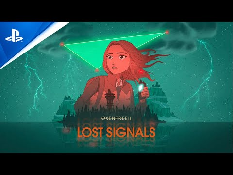 Announce Trailer   PS5, PS4 de Oxenfree 2: Lost Signals