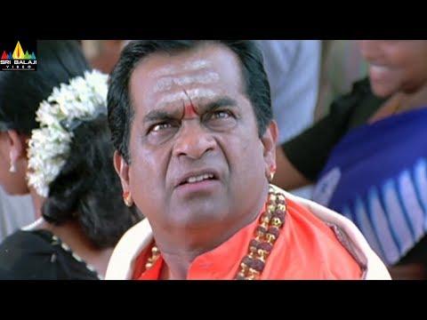 Brahmanandam Comedy Scenes Back to Back | Aata Movie Comedy | Sri Balaji Video