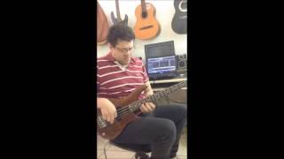 Strings Black Smith- teste (Marco Aurelio)