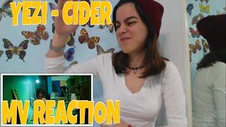 AKA REACTS! YEZI (예지) - Cider (사이다)
