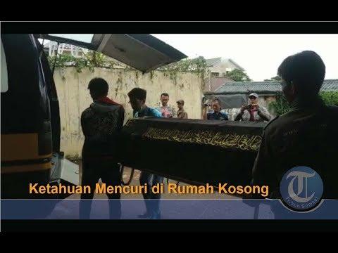Ketahuan Mencuri di Rumah Kosong Saripudin Tewas Dikeroyok Massa di Sako Palembang