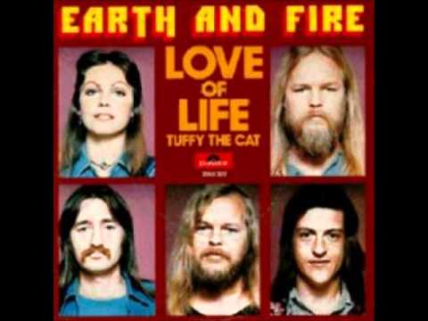 Earth & Fire Tuffy the Cat 1974