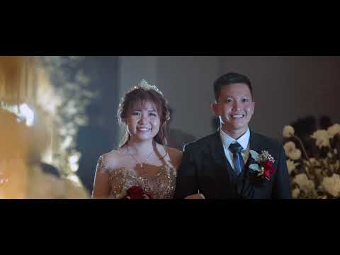 WEDDING QUỐC MINH - KIM CƯƠNG | NHÀ HÀNG KHÁCH SẠN CÔNG ĐOÀN LONG AN