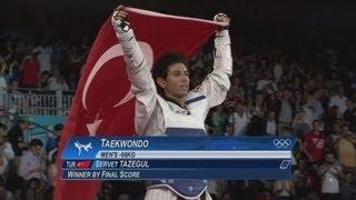 Men's Taekwondo -68kg Gold Medal Final – Turkey v Iran | London 2012 Olympics