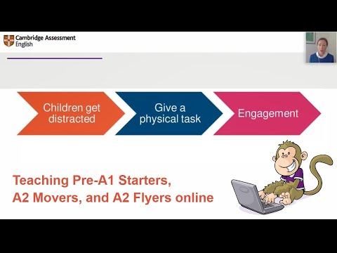 Teaching English online to young learners | Cambridge English ...