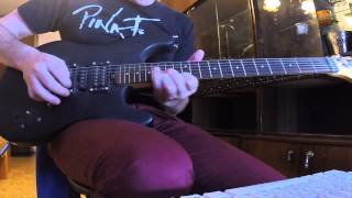 PINK FLOYD - ANOTHER BRICK IN THE WALL (Guitar Solo cover)