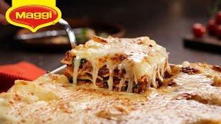 MAGGI Ramadan Recipes: Italian Lasagna- اللازانيا الإيطالية
