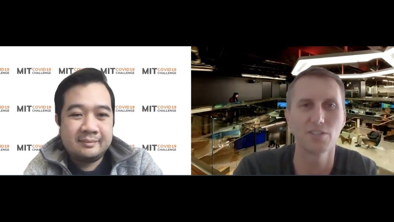 MIT's COVID-19 Challenge 'Beat the Pandemic' Virtual Hackathon