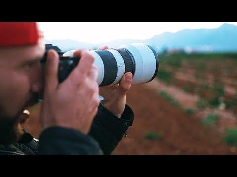Landschaftsfotografie mit TELEOBJEKTIV 📷Deshalb macht ein Weitwinkel nicht immer Sinn