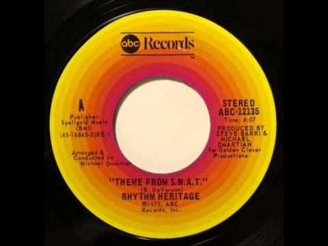 Rhythm Heritage - Theme From Starsky & Hutch / Disco Queen
