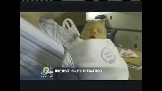 Mercy Birthplace replaces baby blankets with new sleep sacks