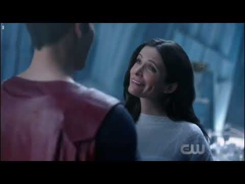 Else World Supergirl- Clark and Lois are having a baby and he proposes to her!!