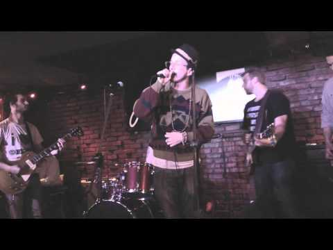 "brokeMC - ""warpiggy"" live in Boston April 14, 2013"