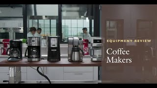 Equipment Review: Inexpensive Coffee Makers