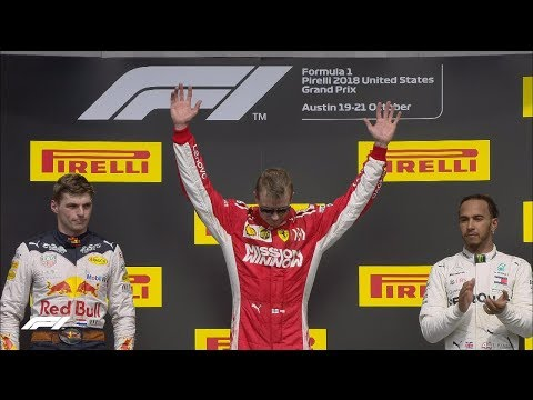 Räikkönen sem zica, Hamilton no quase, Vettel mãos de alface: o GP dos EUA | GP às 10
