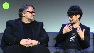 D.I.C.E. Summit 2016 - Hideo Kojima, Guillermo del Toro & Geoff Keighley