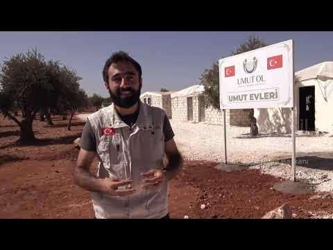 Suriye Umut Evleri Projesi