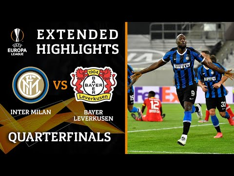 Inter Milan vs. Leverkusen | Europa League Quarterfinals | UCL on CBS Sports