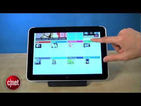 First Look: HP ElitePad 900
