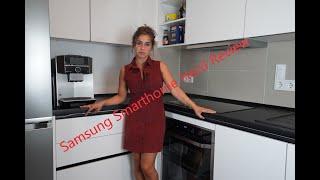 Samsung Smart Backofen + Smartthings Einrichtung
