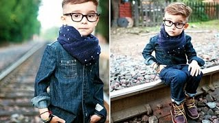 Alonso Mateo – The Internet's Five Year Old Style Icon