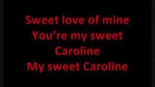 Sweet caroline, Chris Brown ft busta rhymes  clean lyrics #subscribed #New