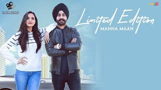 Limited Edition  Manna Maan