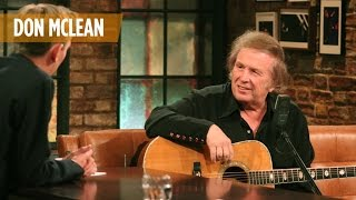 Don McLean discusses his career and performs some hits | The Late Late Show | RTÉ One