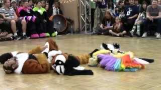 Salt - BLFC 2014 Fursuit Dance Competition
