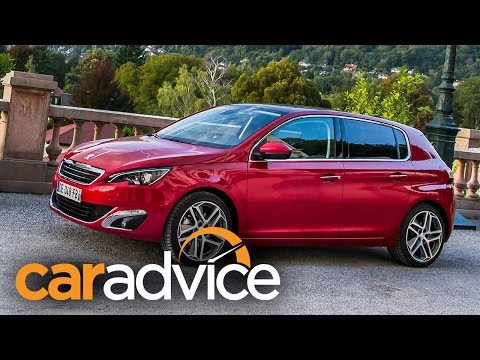 Review Peugeot 308
