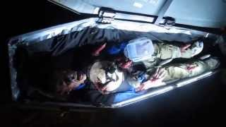 preview picture of video 'Halloween Hides and Creepy Caches - Night caches 2014 [HD]'