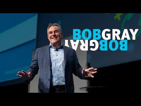 Fun Motivational Keynote Speaker - Bob Gray