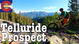 Climbing and descending Prospect