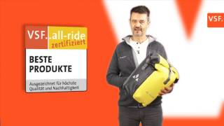 VAUDE Aqua Back - VSF..all-ride Zertifikat