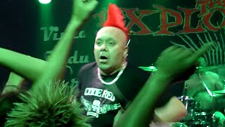 THE EXPLOITED - Alternative - Live @ Zagreb - 13.07.2015
