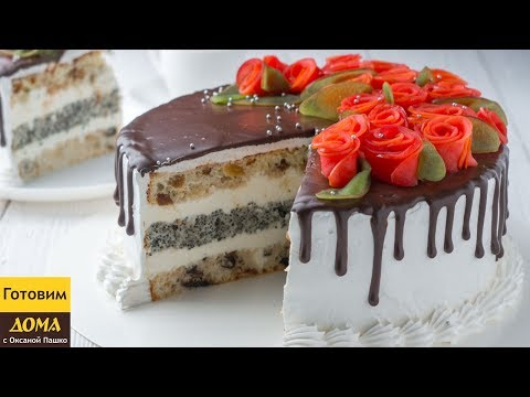 """Безумно Вкусный Торт """"Сказка"""" 🍰👍 Его Вкус сводит с ума!"""