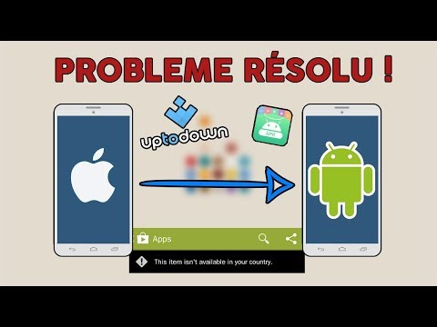 TUTORIEL | COMMENT INSTALLER UNE APPLICATION IOS SUR ANDROID ! (OU NON DISPONIBLE SUR PLAY STORE)