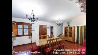Video del alojamiento Casa Rural La Herradura del Jucar
