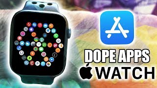 Apple Watch 4 - Best Apps You Need (Top 6)