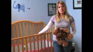 Learn Safety Tips for Blankets & Toys in Baby's Crib