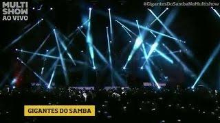Gigantes Do Samba Ao Vivo Multishow 2014   Show Completo Em HD   [PlayList]