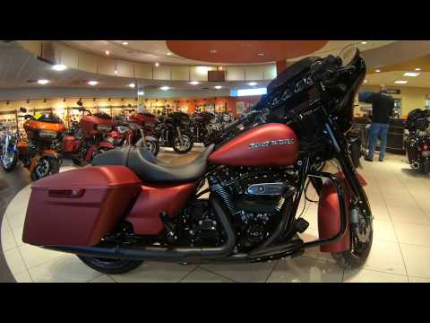 2019 Harley-Davidson Street Glide Special Touring FLHXS