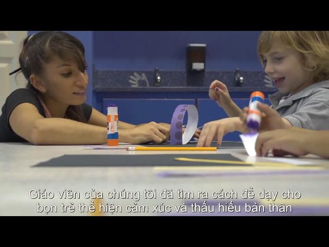 Cách trẻ con tiếp cận nghệ thuật – WHS
